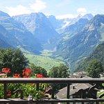 Ausblick in die Glarner Alpen - Ein Traum