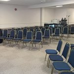 We can cater for Conferences on our First Floor.