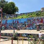 Φωτογραφία: Graffiti Park at Castle Hills