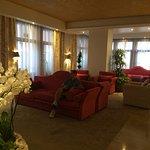 Recepção Hotel Príncipe Venezia, Italia