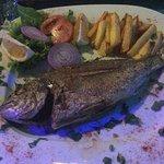 Patio Restaurant Foto