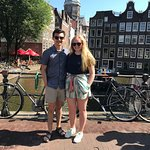For the first time in Amsterdam, our experience was great and we will definitely be back!
