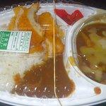 18/08/06 カレーライス? 300円.