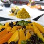 Vegetarian and vegan options