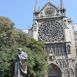 Pope John Paul II Monument Foto