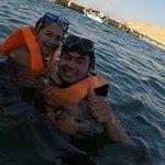 Nadando con tortugas - Piura/Perú