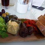 Vegetarian board