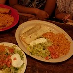 Mexican food with good vegetarian options