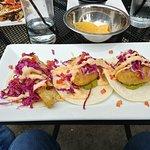 Fish (cod) tacos