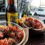 Poke and Pacifico