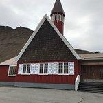 Svalbard Kirke Foto