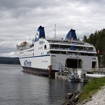 BC Ferries Northern Adventure at Port Hardy