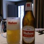 Cerveza para acompañar