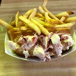 Lobster Roll & Fries ($23.99)