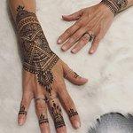 Henna Tattoo Boutique-bild
