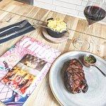 Edinburgh Fringe steak
