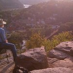 Maryland Heights view - worth the climb