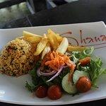 Shana Restaurant Lounge Pool Bar