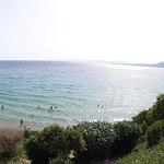 Photo de Pefkos Beach