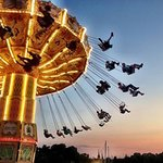 Fun rides for children and adults and concerts.