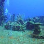 Foto de El Aquila Wreck Dive