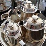 Lovely tea....
