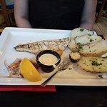 poisson du jour (bar)