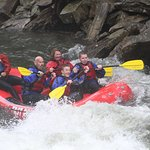 Nantahala Rafting with Adventurous Fast Rivers의 사진