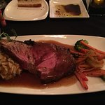 The Prime Rib was Phenomenal!
