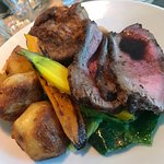 The most amazing food and atmosphere. Couldn't recommend it enough! Roast beef is to die for and