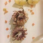 Calamari alla piastra