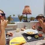 Nachos, Sea View and a Jalapeno challenge!