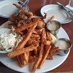 Yummy clam roll!!!!