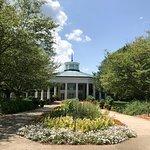 Entrance to Daniel Stowe Gardens