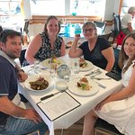 Birthday at the Sea Glass Restaurant