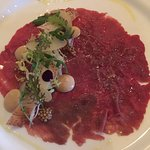 Buffalo Carpaccio