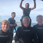 Fun Baja Whale Watching-billede