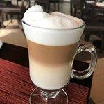 My first ever mocha choca latte! Muy bueno!!!