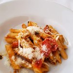 Simple, fresh pasta dish.