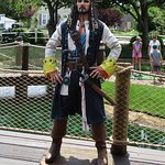 Do you recognize this famous pirate from the movies??