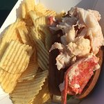 Five Island Lobster Roll