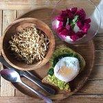 Billede af Green Garden Restaurant and Bungalows.