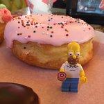 Mmmm, doughnuts!
