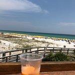 Mango tango on the beach