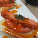 Bruschetta of Salmon