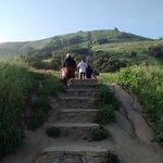 階段で一直線コース