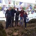 Top of Pulchowki Hill (2700m)