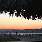 Foto van Gyrogiali beach bar restaurant