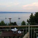 Sicht auf die Ägäis / View of the Aegean Sea