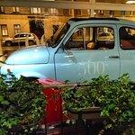 Fiat 500 - редкая модель.
